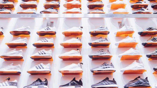 Goede schoenen maken de man