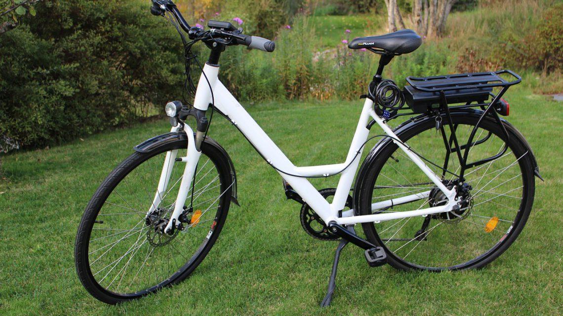Laat de auto staan en kies voor de e-bike